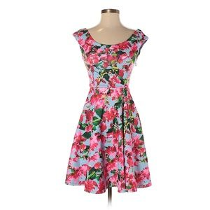 Milly floral dress size 0